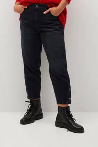 Violeta by Mango mom jeans donkergrijs, Donkergrijs