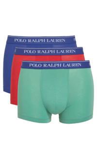 POLO Ralph Lauren boxershort (set van 3), Blauw/rood/lichtgroen
