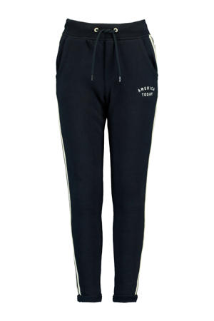 regular fit joggingbroek Celina JR donkerblauw