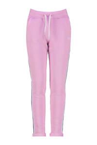 America Today Junior joggingbroek Celina JR met zijstreep roze, Roze