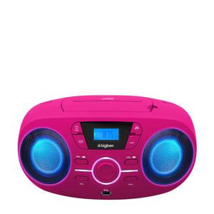 CD61RSUSB draagbare radio CD speler