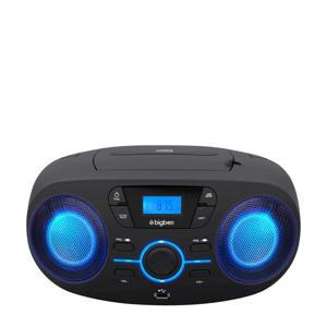 CD61NUSB draagbare radio CD speler