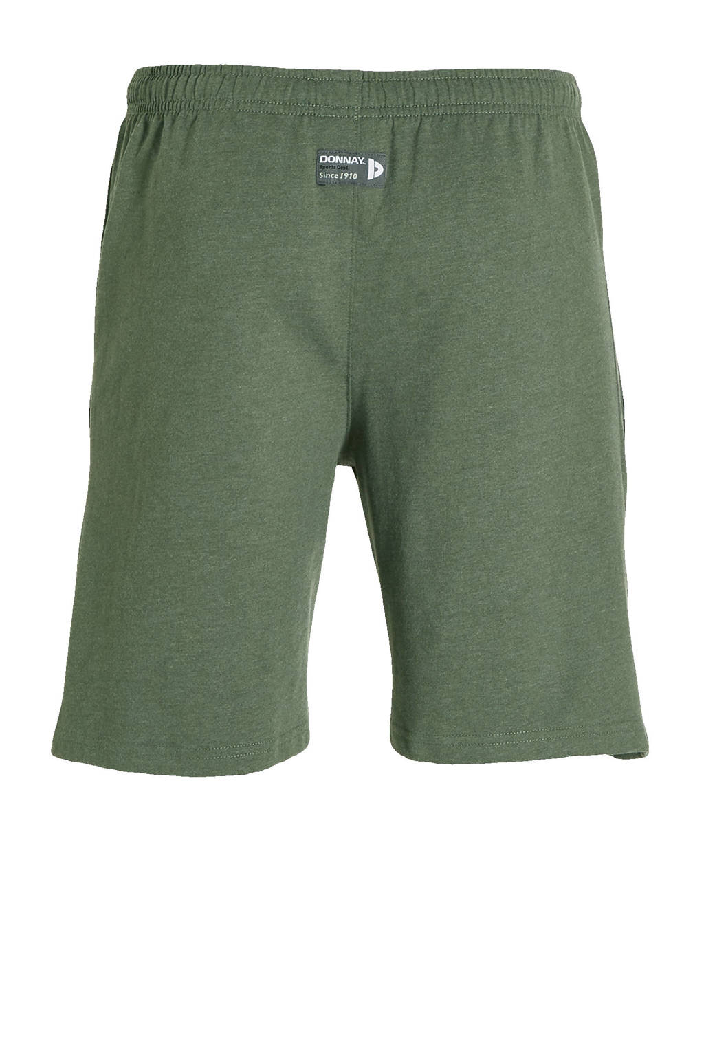Donnay   sportshort groen, Groen