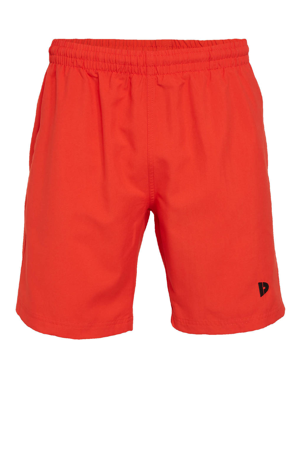Donnay   sport/zwemshort Dex rood, Rood