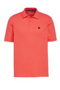 Donnay   sportpolo oranje, Oranje