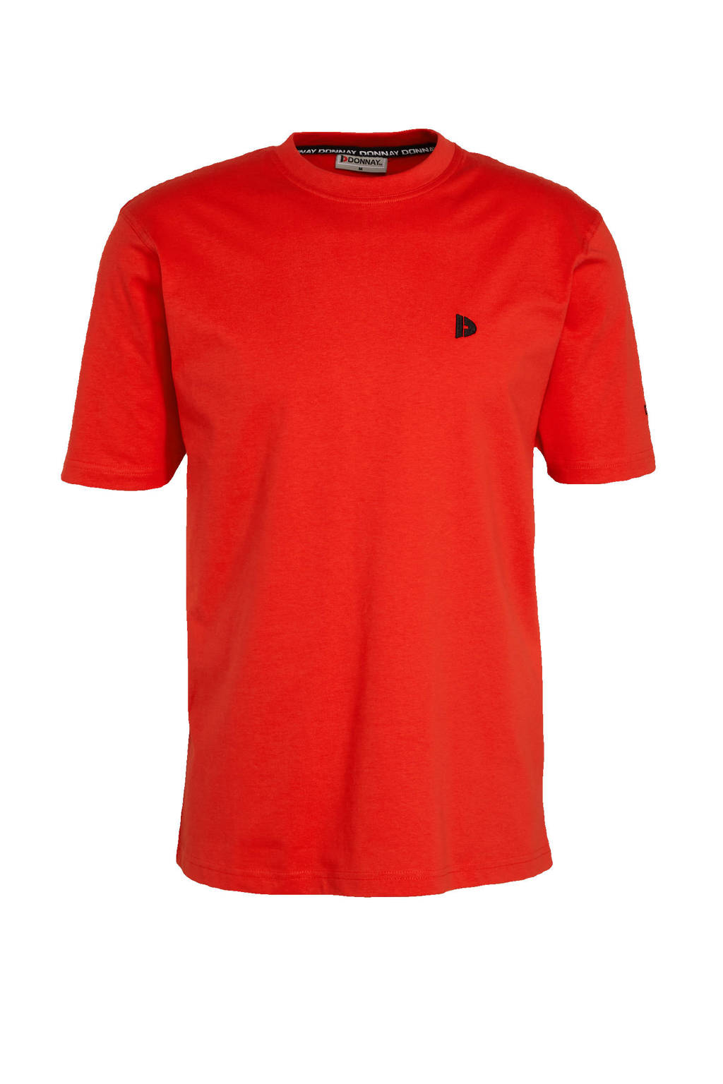 Donnay   sport T-shirt rood, Rood