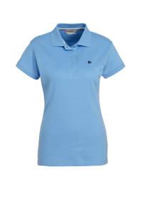 Donnay sportpolo Lisa lichtblauw, Lichtblauw