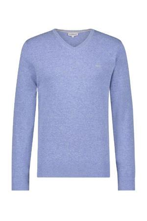trui met logo lichtblauw