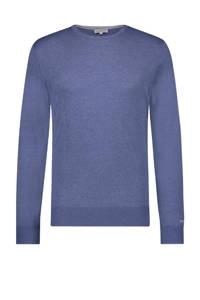McGregor gemêleerde trui blauw, Blauw