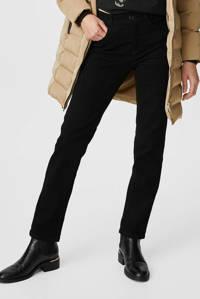C&A Canda slim fit jeans zwart, Zwart