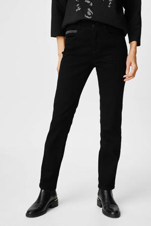 slim fit jeans zwart