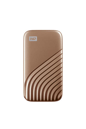 Digital My Passport externe SSD 2TB (goud)
