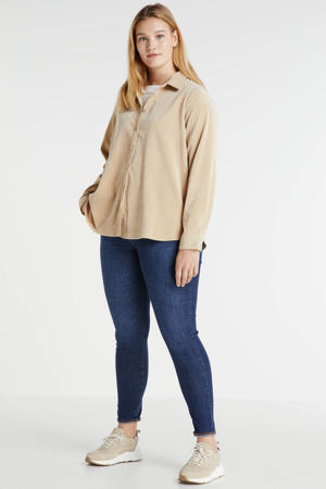 corduroy blouse Post zand