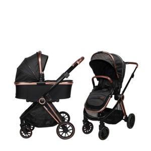 Fenix Kinderwagen Black/Gold