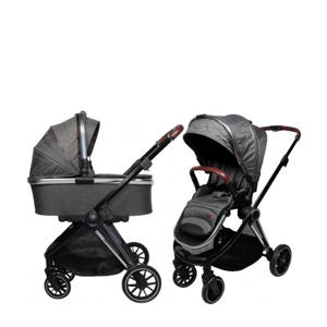 Fenix Kinderwagen Grey/Silver