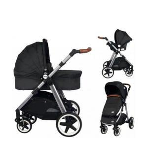 Joye 3-in-1 combi kinderwagen + autostoel zwart