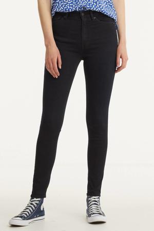 high waist skinny jeans CHRISTINA HIGH met biologisch katoen 3051 midnight worn