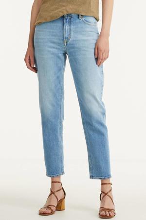 high waist straight fit jeans CAROLINE 5044 xavier vintage super light