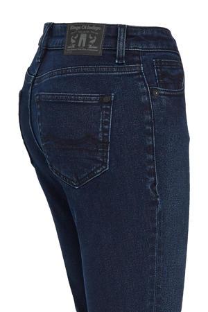 high waist flared jeans Marie met biologisch katoen stay black