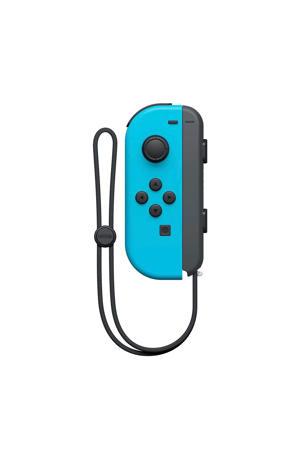 enkele Joy-con controller links, blauw