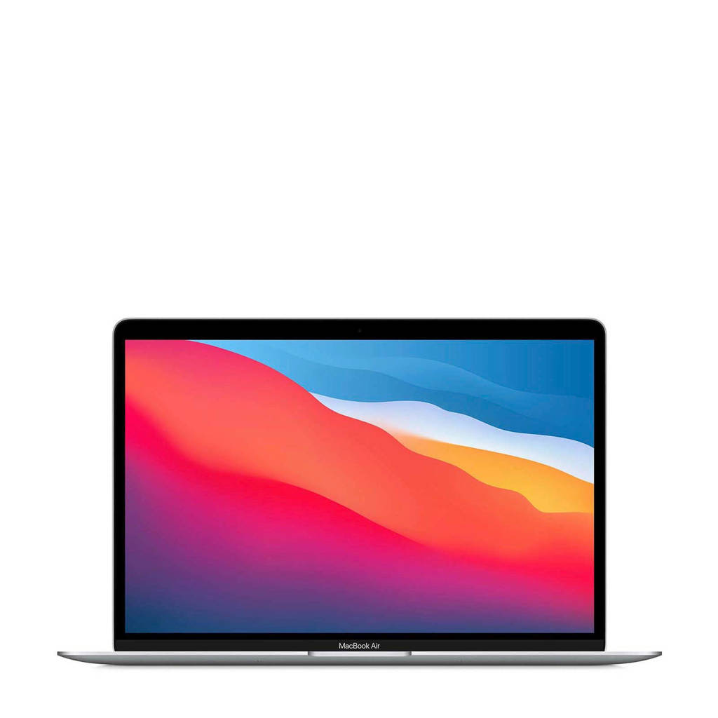 512 GB (zilver) 13.3 inch (MacBook Air 2020 M1), Zilver