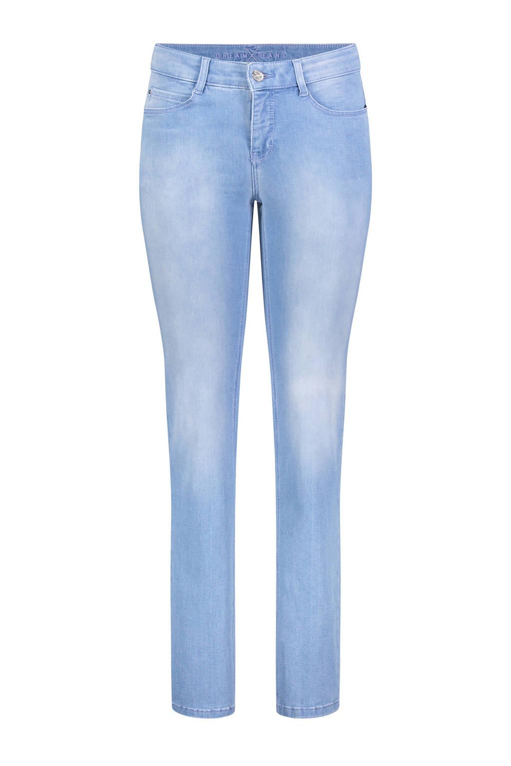 MAC straight fit jeans Dream d491 basic bleached blue, D491 basic bleached blue
