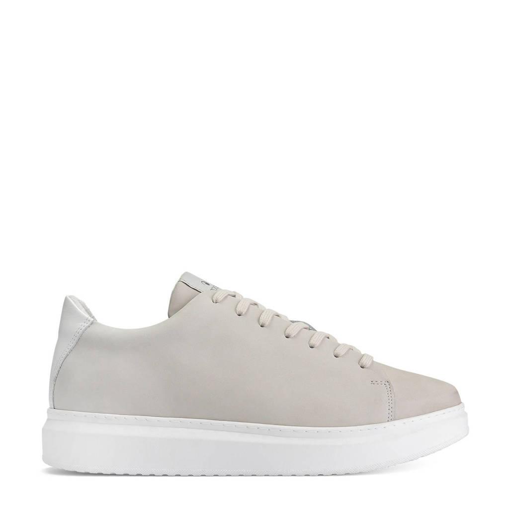 Goosecraft Julian  leren sneakers beige, beige/off white