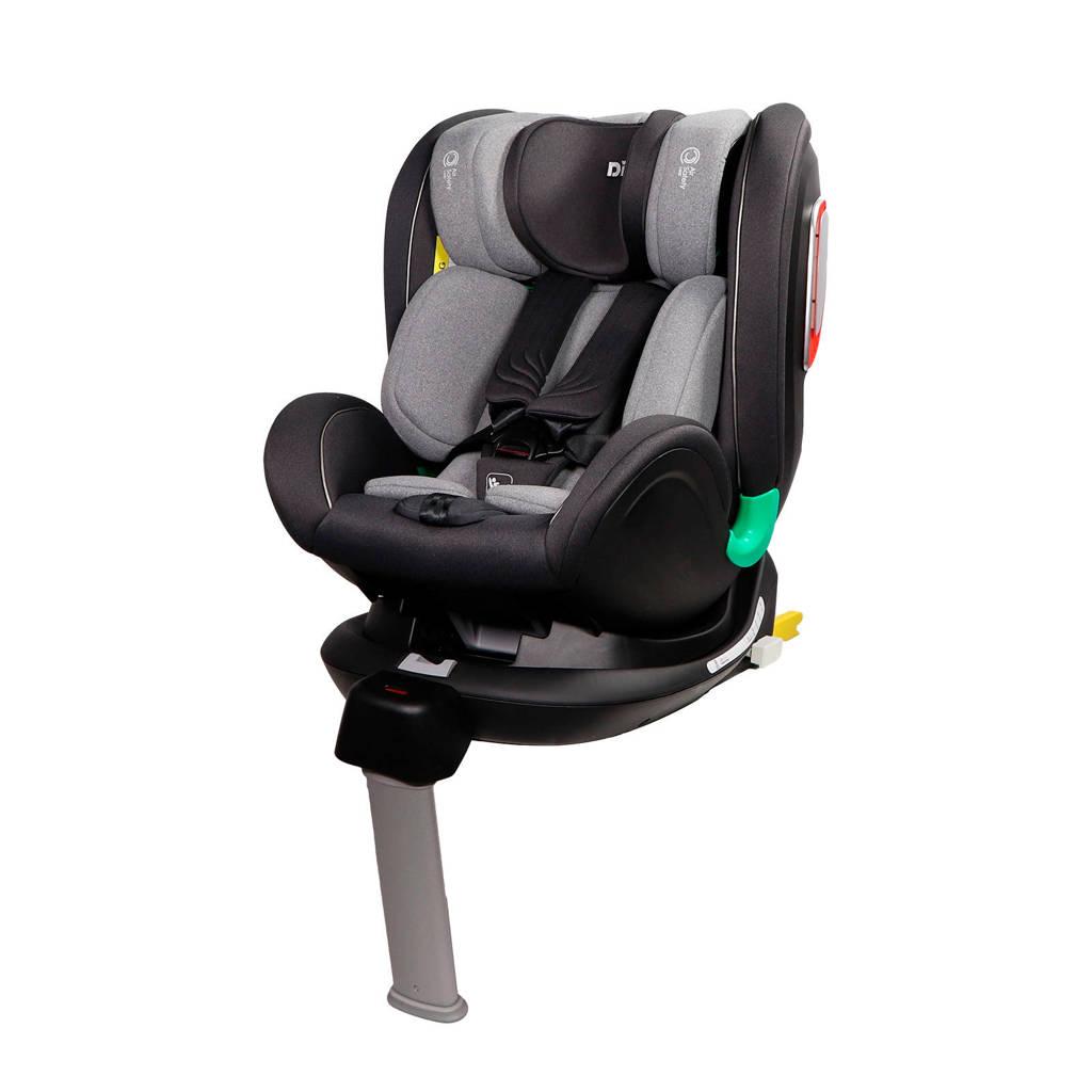 Ding autostoel Narrow I-Size 0-36kg Grijs
