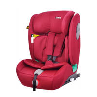 Ding I-Size autostoel York Isofix/top tether 9-36kg Rood