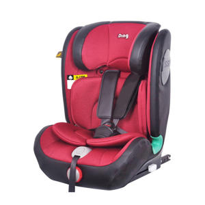 I-Size autostoel York Limited Edition Isofix/top tether 9-36kg Rood