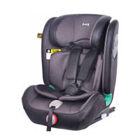Ding I-Size autostoel York Limited Edition Isofix/top tether 9-36kg Zwart