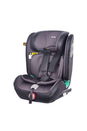 I-Size autostoel York Limited Edition Isofix/top tether 9-36kg Zwart