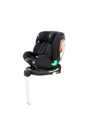 autostoel Narrow I-Size 0-36kg Zwart