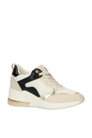 sneakers wit/goud