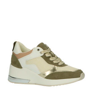 sneakers ecru/multi