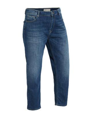 slim fit capri jeans dark denim