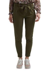 edc Women slim fit broek groen, Groen