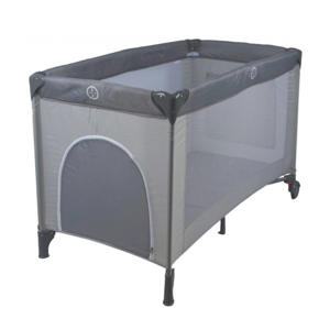 Deluxe campingbed - Grey