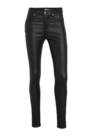 coated skinny jeans Kato Kiko jeans - zwart