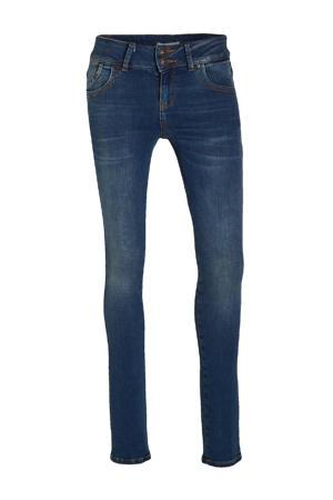 low waist slim fit jeans Molly ixora blue