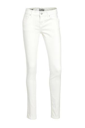 low waist skinny jeans Nicole 53263 marshmellow