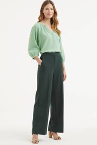 Part Two blouse Hikma mintgroen, Mintgroen