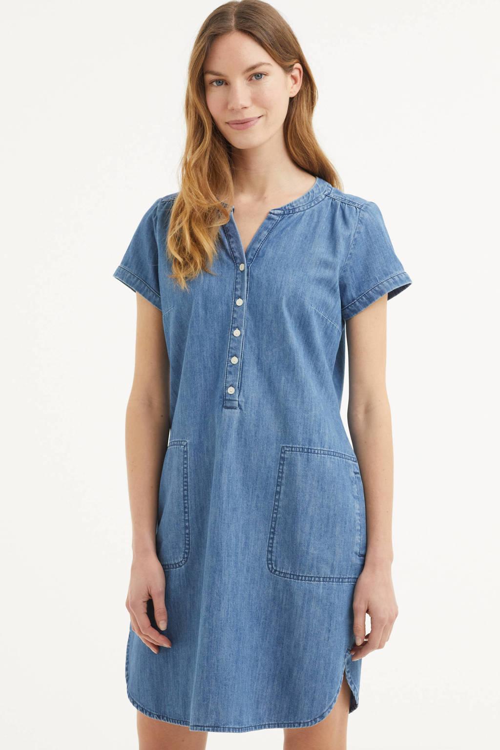 Part Two jurk Aminas blauw, Blauw