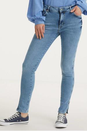 skinny jeans DHLisabon Slit 78 Custom light blue wash