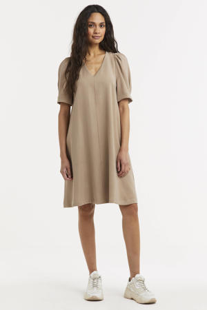 jurk Louisa  beige