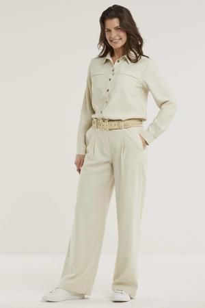 blouse Louisa beige