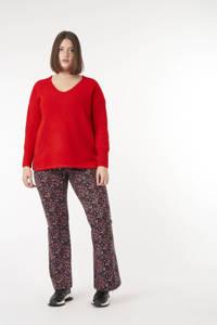 MS Mode trui rood, Rood
