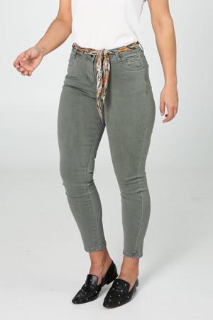 skinny jeans kaki