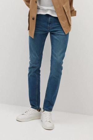 skinny jeans groen/blauw