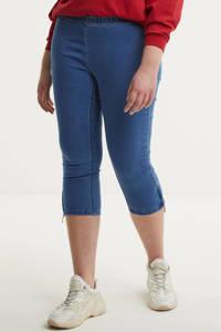 Zhenzi skinny tregging TWIST 198 blauw, Blauw